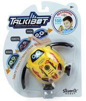 """Интерактивная игрушка """"Talkibot"""" (жёлтый; со световыми эффектами)"""