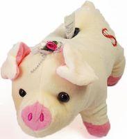 "Мягкая игрушка-копилка ""Свинка"" (28 см)"