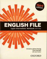 New English File. Upper-intermediate. Workbook with Key