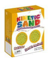 "Кинетический песок ""Kinetic Sand. Желтый"" (2,27 кг)"