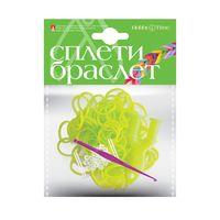 """Набор для плетения из резиночек """"Салатовый"""" (1000 шт.)"""