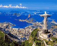 "Картина по номерам ""Рио-де-Жанейро"" (400x500 мм)"