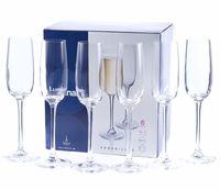 """Бокал для шампанского стеклянный """"Versailles"""" (6 шт.; 160 мл)"""