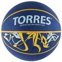 """Мяч баскетбольный Torres """"Jam"""" №1"""