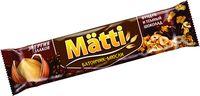 """Батончик глазированный """"Matti. Фундук и темный шоколад"""" (24 г)"""