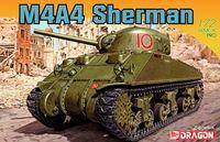 """Средний танк """"M4A4 Sherman"""" (масштаб: 1/72)"""