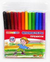 """Фломастеры """"Цветик"""" (12 цветов)"""