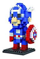 "Конструктор ""Капитан Америка"" (190 деталей)"