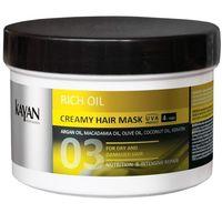 """Крем-маска для волос """"Rich Oil. Для сухих и поврежденных волос"""" (250 мл)"""