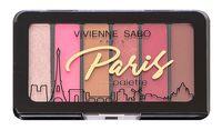 """Палетка теней для век """"Paris"""" тон: 04, Montmartre"""