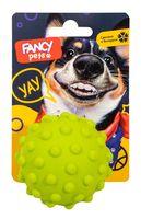 """Игрушка для собак """"Мячик ёжик"""" (8,5 см)"""