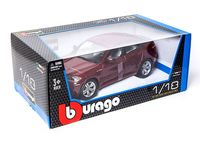 "Модель машины ""BMW X6 M"" (масштаб: 1/18)"