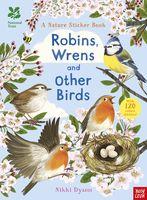Малиновки, синицы и другие птицы. В гости к природе