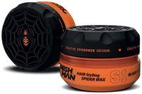 """Воск для укладки волос """"Spider. BlackWidow"""" средней фиксации (150 мл)"""