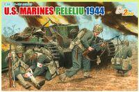 """Набор миниатюр """"U.S. Marines Peleliu 1944"""" (масштаб: 1/35)"""