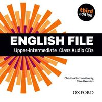English File. Upper-intermediate. Class Audio CDs