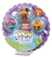 """Набор кукол """"Lalaloopsy Tinies. Трио. Стиль 3"""""""