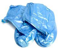 Чехлы грязезащитные для обуви (XL; голубой)