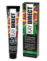 """Краситель для волос """"Прямого действия. Kay Direct"""" тон: зеленый"""