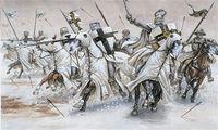 "Набор миниатюр ""Тевтонские рыцари"" (масштаб: 1/72)"