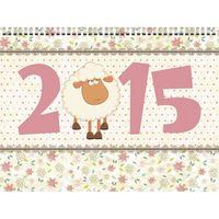 """Календарь настенный на 2015 год """"Символ года. Милая овечка"""""""