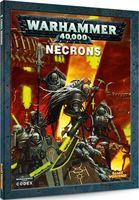 """Warhammer 40000 """"Codex: Necrons"""" (EN)"""