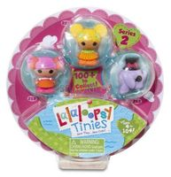 """Набор кукол """"Lalaloopsy Tinies. Трио. Стиль 4"""""""