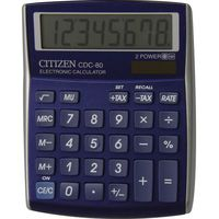 Калькулятор настольный CDC-80BL (8 разрядов)