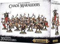 Warhammer Age of Sigmar. Slaves to Darkness. Chaos Marauders (83-12)