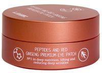 """Патчи для кожи вокруг глаз """"С пептидами и экстрактом красного женьшеня"""" (60 шт.)"""
