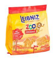 """Печенье сливочное """"Leibniz. Зоопарк"""" (100 г)"""