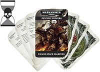"Набор ""Warhammer 40.000: Psychic Powers: Chaos Space Marines"" (43-02-60)"