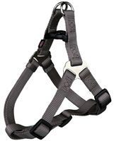 "Шлея для собак ""Premium Harness"" (размер XS-S, 30-40 см, серо-коричневый, арт. 20436)"