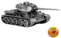 "Модель танка Т-34 ""World of Tanks"""