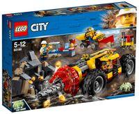 """LEGO City """"Тяжелый бур для горных работ"""""""