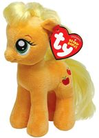 """Мягкая игрушка """"Пони Apple Jack"""" (33 см)"""