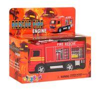 Пожарная машина инерционная (арт. KS5110W)