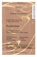 "Шоколад белый ""Mojo Cacao. Banana bread"" (20 г)"