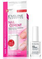 "Средство для укрепления ногтей ""Nail Cement"" тон: прозрачный"