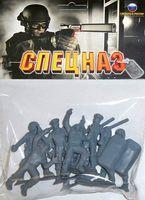 """Набор солдатиков """"Российский спецназ"""""""