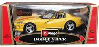 "Модель машины ""Bburago. Dodge Viper RT/10"" (масштаб: 1/24)"