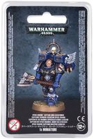 """Миниатюра """"Warhammer 40.000. Finecast: Space Marine Captain: Lord Executioner"""" (48-68)"""