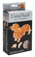 "Пазл-головоломка ""Crystal Puzzle. Такса"" (41 элемент)"