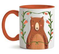 """Кружка """"Медведь"""" (230)"""