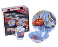 "Набор для завтрака ""Cars 3"" (3 предмета)"