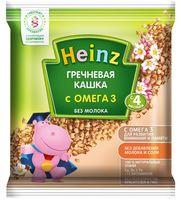 """Детская каша Heinz Baby """"Гречневая с Омега-3"""" (30 г)"""