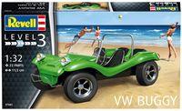 "Сборная модель ""Автомобиль VW Buggy"" (масштаб: 1/32)"