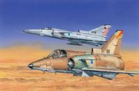 "Набор самолетов ""IDF KFIR"" (масштаб: 1/144)"