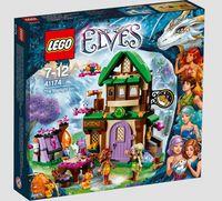 """LEGO Elves """"Отель Звездный свет"""""""