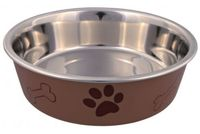 Миска для собак металлическая (0,4 л)